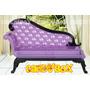 Lindo Lounge Chaise Para Barbie ( Sofá - Poltrona )