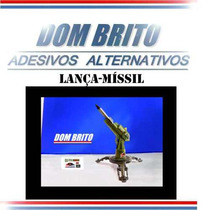 Adesivos Para O Lança-míssil Comandos Em Ação