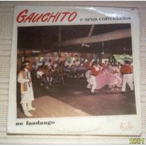 Lp Gauchito E Seus Convidados No Fandango Autografado