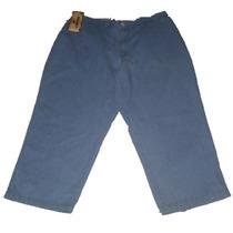Calça Jeans Feminino Corsário C Elastico Frete Pac Gratis