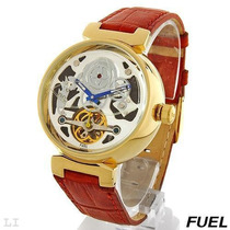Fuel New Skeleton Swiss Watch- Swiss . Invicta, Bulova, T