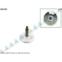 Engrenagem Limpador De Para-brisa Fusca C/ Motor Bosch