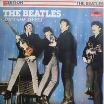 Beatles & Tony Sheridan Lp Nacional Ain´t She Sweet 1983