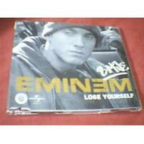 Eminem- Lose Yourself-cd Single Promo 4 Faixas