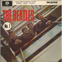 Beatles Compacto Vinil The Beatles No.1 1963 Importado Uk