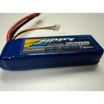 Bateria Lipo Zippy Flightmax 2200mah 3s 11.1v 25c T-rex 450