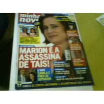Revista Minha Novela Nº415 Ago07 Paraíso Tropical Sete Pecad