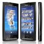 Capa Silicone Tpu Sony Ericsson Xperia X10 + Película