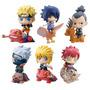 Coleção Bonecos Naruto 6 Ninjas + 6 Kuchiyoses Frete Grátis!