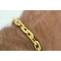 Pulseira Ouro 18k 0750 Maciça Mod Cartier 50 Gramas