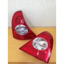 Lanterna Clio 03 A 12 Traseira Renault Clio