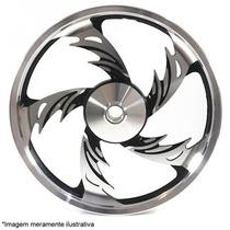 Roda Alumínio Esportiva Traseira Honda Cg125 Fan 2009/xx