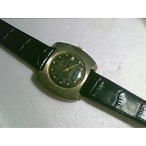 Raro Lucerne Electra Data Masc 38mm Plq- Relogio Coleção