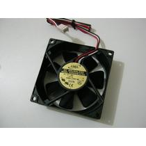Micro Ventilador 80x80x25mm Fan Cooler 48 Volts Dc Rolamento