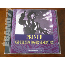 Prince : Minneapolis 1994 ~ Cd Raro Inéditas Colecionador