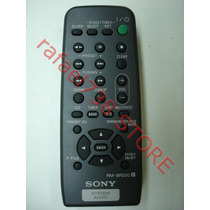Controle Remoto Rm-sr230 System Sony Mhc-dx70 Mhc-dx80