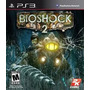 Bioshock 2 Ps3 - Lacrado