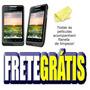 Película Protetora Fosca Para Motorola Xt390+frete Gratis