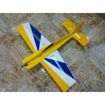 Shock Flyer Extra 330-3d Pintado + Linkagem + Eletronica