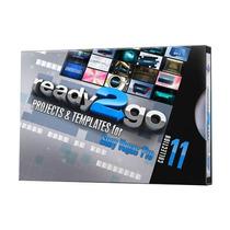 Projetos Editáveis Sony Vegas Ready2go Vol. 11