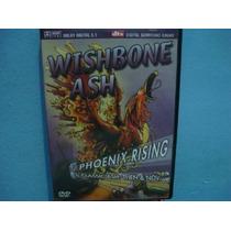 Wishbone Ash - Phoenix Rising - Dvd Nacional