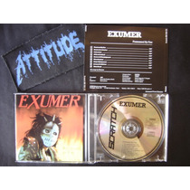 Exumer (ger) - Possessed By Fire - Importado