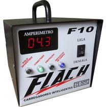 Flach F10 12 Volts O Melhor Carregador De Baterias Do Brasil