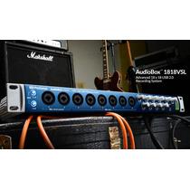 Presonus Audiobox 1818vsl - Interface Profissional + Brinde!
