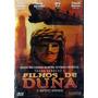 Dvd - Filhos De Duna O Império Arrakis - Alec Newman