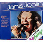 Cd Janis Joplin - The Very Best Of - Frete Gratis