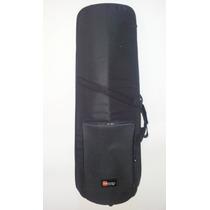 Semi Case (bag) Em Lona Para Trombone Tenor.