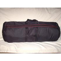 Capa Bag Tubo P/ Ferragens De Bateria E Percussão Loja N/f