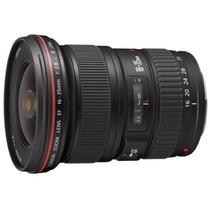 Canon Lente Ef 16-35mm F/ 2.8 L Ii Usm 6d 5d