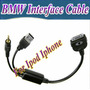 Cabo Usb Ipod Iphone Para Mini Cooper E Bmw - Idrive