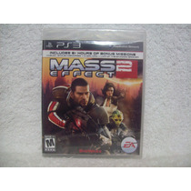Mass Effect 2- Ps3 Original- Lacrado De Fábrica