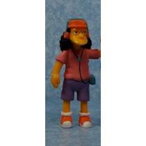 Otto!! Raro!!serie Simpsons Long Jump!