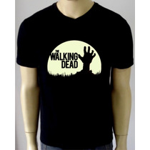 Camiseta The Walking Dead - Camisas Seriados