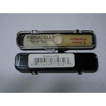 Palhetas Fibracell Premier Sax Tenor N° 2.0