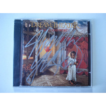 Dream Theater Images And Words Autografado Cd B