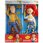 Toy Story 3 Jessie E Woody - Eles Falam