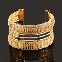 Bracelete Feminino Dourado Lindíssimo
