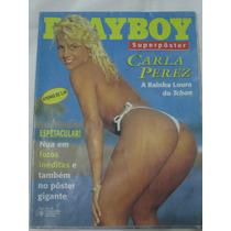 Playboy Especial Carla Perez Loura Do Tchan Super Poster
