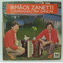 Lp Irmãos Zanetti - Convidando Pra Dançar - 1985 -
