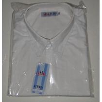 Camisas Branca Masculinas Manga Curta Tam P M G Gg Egg
