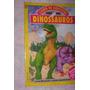 Livro De Adesivos Dinossauros 1992