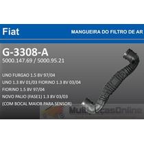 G3308a Mangueira Filtro Ar Fiat Uno / Palio / Fiorino 1.3 8v