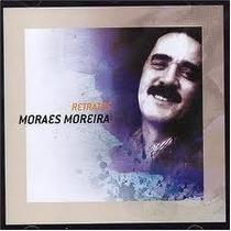 Cd Moraes Moreira Retratos-raridade!!!