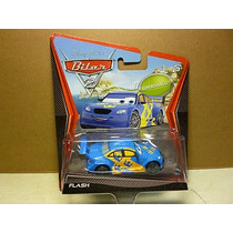 Cars Disney Pixar Flash Bilar Super Chase Filme Carros