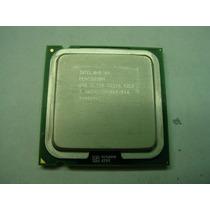 Lote 2 Pentium 4 Ht 3.2ghz 640 Cache 2mb Skt 775 Fsb 800mhz!