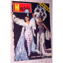 Revista Manchete 1959 Extra Carnaval E Fantasias Premiadas